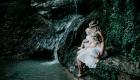 Wasserfall Fotoshooting