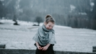 Fotoshootings Kinder Schnee
